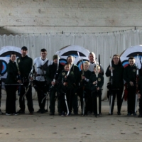 All of our competing archers